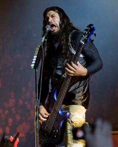 Metallica spelar in en ny skiva 22